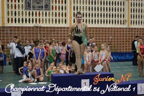 podium junior n1 du 54