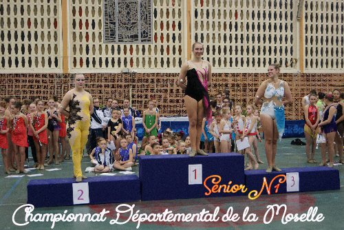 podium sénior n1